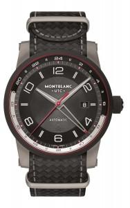 Replica Montblanc TimeWalker Urban Speed UTC e-Strap-2