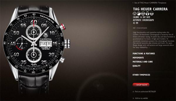 Tag-Heuer-Carrera-Calibre-16-Watches-Copy