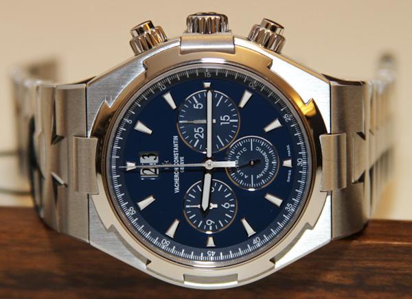 Vacheron-Constantin-Overseas-Chronograph-Blue-Copy