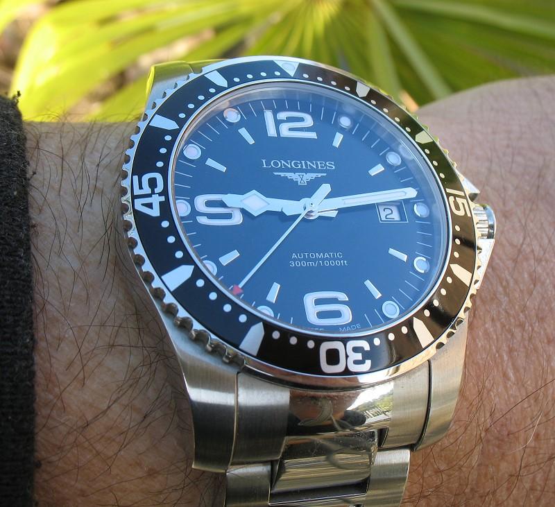 Longines Hydro Conquest replica watches