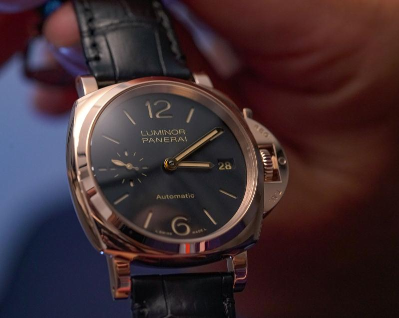 The prominent replica Panerai Luminor Due PAM00908 watches are worth for men.