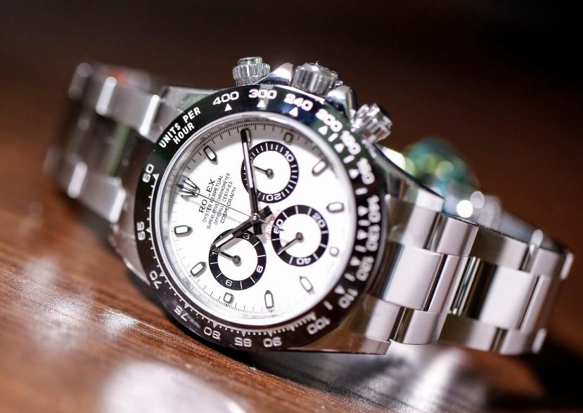 The popular fake watches are made from Oystersteel.